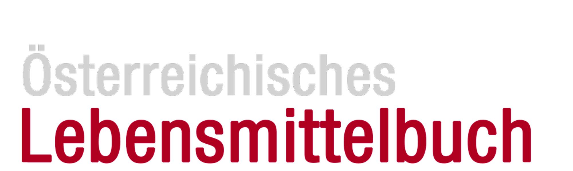 Österreichisches Lebensmittelbuch